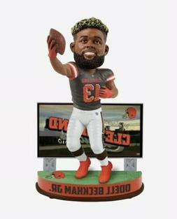 odell beckham jr cleveland browns welcome exclusive