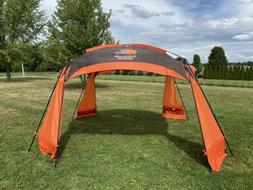 Officially Licensed **Cleveland Browns** Canopy 8x8 **BRAND