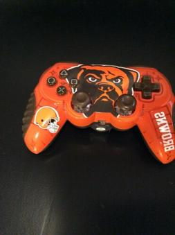 PlayStation 3 Cleveland Browns Controller.Not a cover.