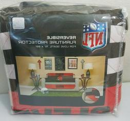 reversible furniture protector cleveland browns football new