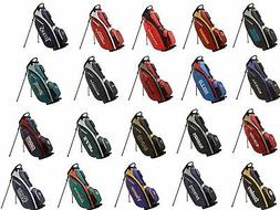 Wilson Staff Golf NFL football CARRY STAND BAG New For 2019