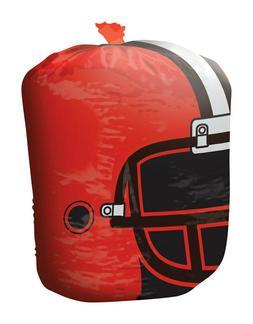 Stuff-A-Helmet  Cleveland Browns  57 gal. Trash Bags  Twist