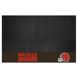 Fanmats Sports Team Logo NFL - Cleveland Browns Grill Mat 26