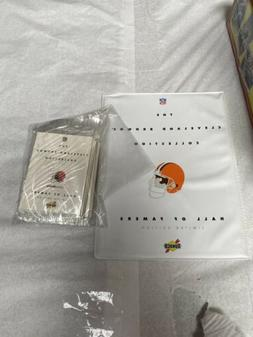 The Cleveland Browns Collection Hall Of Framers 12 Card Lot