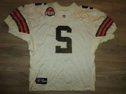 Tim Couch #2 Cleveland Browns Puma NFL Team Game Football Je