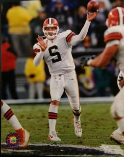 TIM COUCH Cleveland Browns 8x10 Action Photo CLEVELAND BROWN