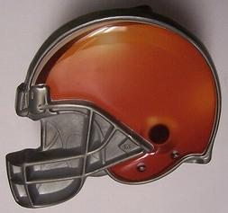 Trailer Hitch Cover NFL Cleveland Browns NEW Metal Football