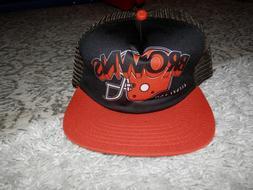 vintage 90's Cleveland Browns hat caps NFL Snapback NEW VINT