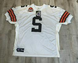 VTG 1999 New Tim Couch #2 Authentic Puma Jersey Cleveland Br