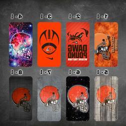 wallet case cleveland browns LG V30 V35  G6 G7 thinQ Google